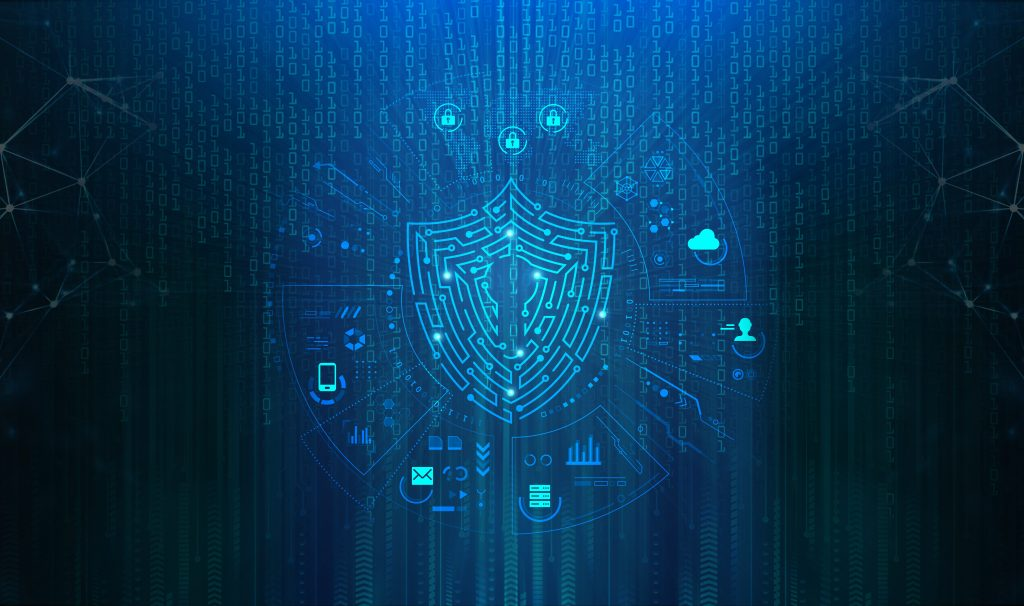 Sapphire Cyber Security: endpoint protection platform traditional antivirus against malicious behaviour and unknown threats